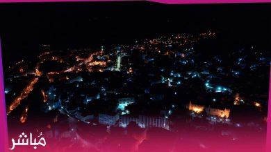 شفشاون.. شاهد سحر وجمال ليل المدينة الزرقاء من بين السحاب 5