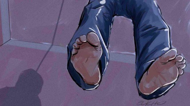 انتحار منفذ جريمة العروي داخل مرحاض السجن 1