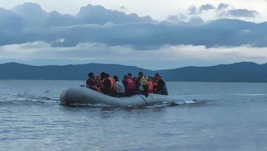 اعتراض 58 مهاجرا سريا في طريقهم نحو جزر الكناري 5