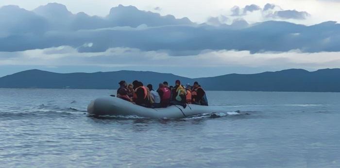 اعتراض 58 مهاجرا سريا في طريقهم نحو جزر الكناري 1