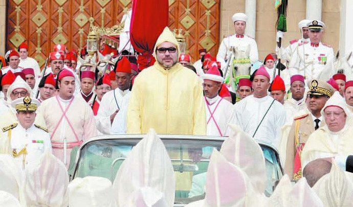 الملك يقرر تأجيل الإحتفالات والأنشطة الخاصة بعيد العرش 1