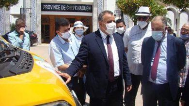 استفادت 27 جماعة بإقليم شفشاون من حافلات للنقل المدرسي 3