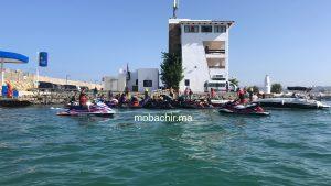 انتقادات لميناء مارينا سمير الترفيهي بسبب شح مادة البنزين 2