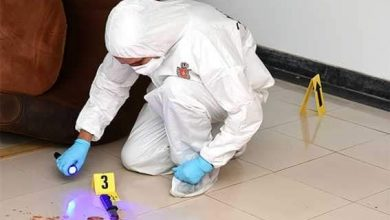 الأمن يفك لغز جريمة قتل فتاة ورميها في قناة الصرف الصحي 3