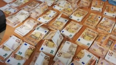 إجهاض محاولة تهريب أزيد من 90 ألف يورو بميناء طنجة المتوسط 6