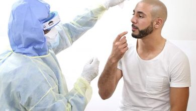 إصابة الدولي المغربي أمرابط بفيروس كورونا 5