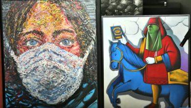 طنجة : بيع بالمزاد العلني لأعمال فنية لفائدة الصندوق الخاص بتدبير جائحة كورو 5