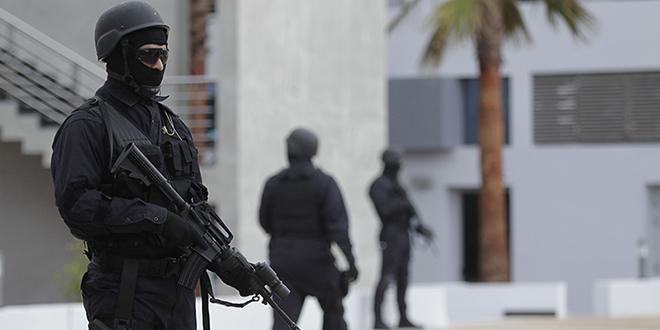 البسيج يفكك خلية إرهابية كانت تخطط لاستهداف مواقع حساسة 1