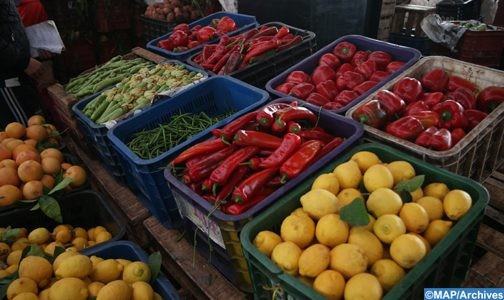 انخفاض طفيف في أسعار المواد الغذائية بمدن الشمال 1