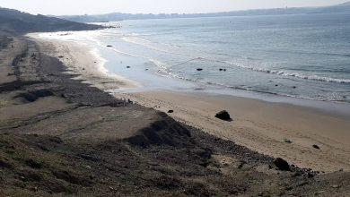 شاطئ المريسات يلفظ جثة شاب 2