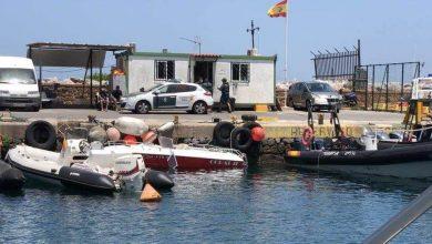 الحرس الإسباني يوقف مغربيين أرادا دخول المغرب سباحة من سبتة 4