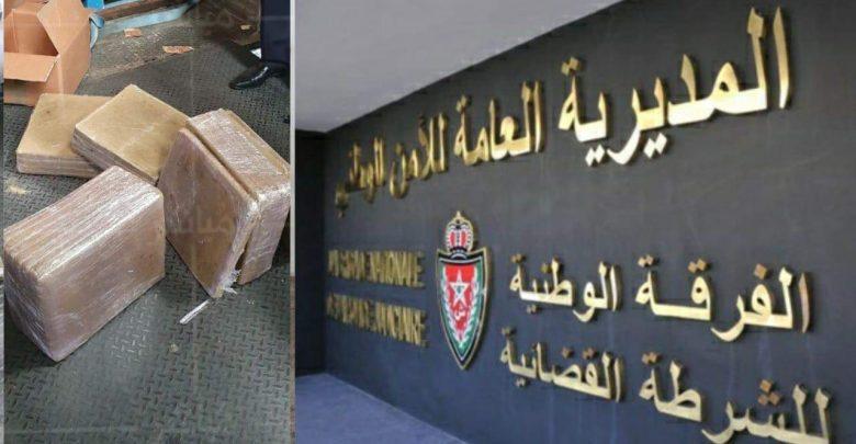 الفرقة الوطنية تحلّ بطنجة للتحقيق في قضية 25 طن من الحشيش 1