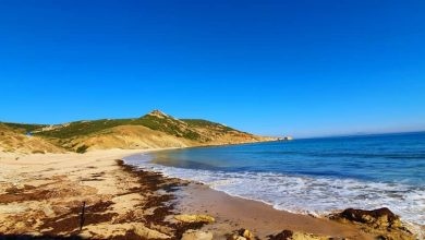 في ظل حرمان ساكنة طنجة..شواطئ الشمال تعج بالمغاربة 11