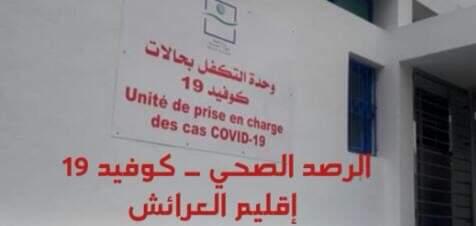 مستشفى مدينة العرائش خالٍ من فيروس كورونا 1