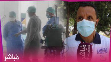 مسؤول: المستشفى الميداني بطنجة يستقبل فقط الأشخاص المصابين بكورونا والذين يتمتعون بصحة جيدة.. 4