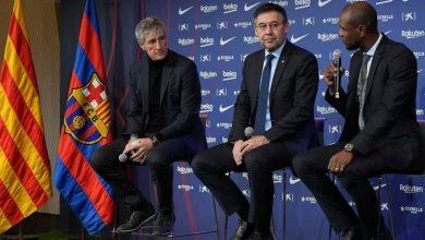 رسميا..برشلونة يقيل كيكي سيتين 4