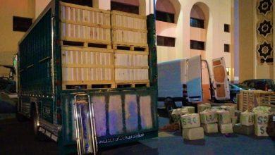 المصالح الأمنية تحجز 13 طن على متن شاحنة للنقل بالدار البيضاء 3