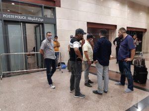 السلطات الأمنية تشدد المراقبة على الوافدين على طنجة 3