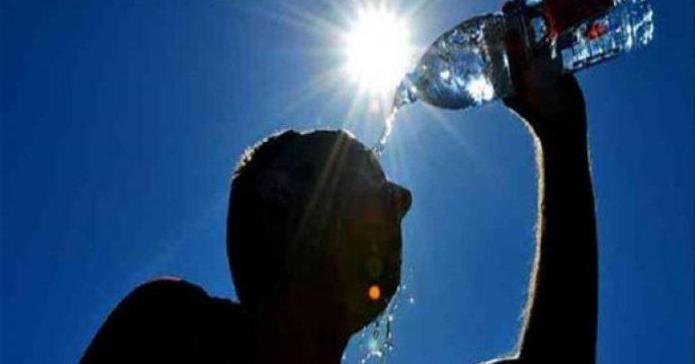 طقس يوم الثلاثاء..الحرارة تصل 45 درجة في بعض المناطق 1