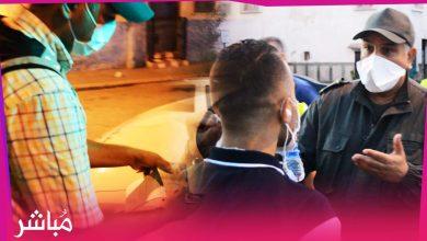في حملة واسعة سلطات طنجة تغرم المواطنين الذين لا يضعون الكمامة الواقية ب300 درهم 5