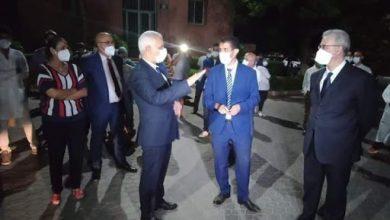 ظهور بؤر وبائية يدفع وزير الصحة لإقامة مستشفى ميداني بمراكش 2