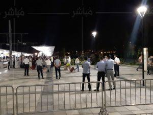 السلطات الأمنية تشدد المراقبة على الوافدين على طنجة 2