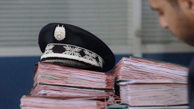 الإرتشاء والتزوير يقود ضابط شرطة ممتاز إلى الإعتقال 4