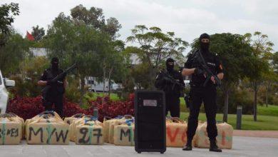 تنظيم الهجرة السرية وتهريب المخدرات يقود 12 شخصا إلى الإعتقال 3