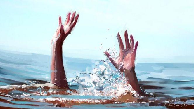 غرق طبيبة خمسينية بشاطئ مارينا سمير 1