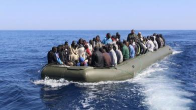 البحرية الملكية تنقذ 183 مهاجرا سريا بعرض البحر 4
