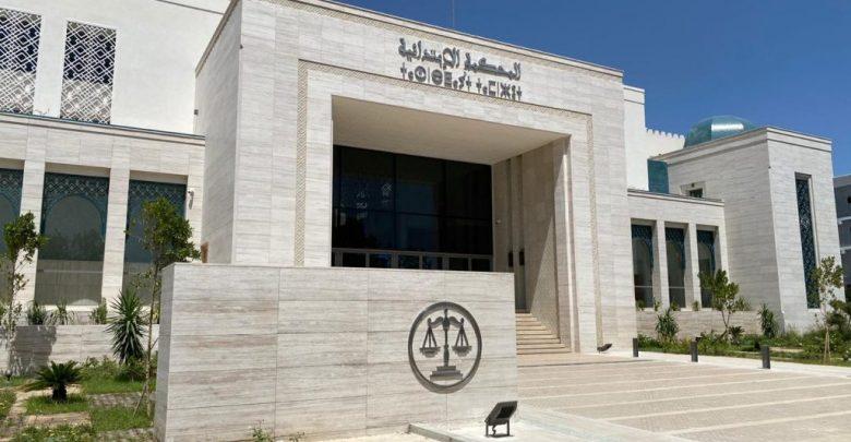 وزارة العدل توضح بشأن ظهور عيوب بالمحكمة الإبتدائية الجديدة بتطوان 1