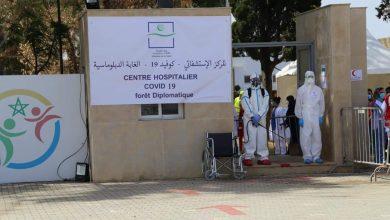 عدد الحالات النشطة بطنجة ينزل إلى حاجز 500 لأول مرة منذ شهر ونصف 2