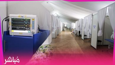 بعد ارتفاع عدد المصابين..احداث وحدة طبية جديدة بمستشفى محمد السادس بطنجة تضم 48 سرير مجهز 4