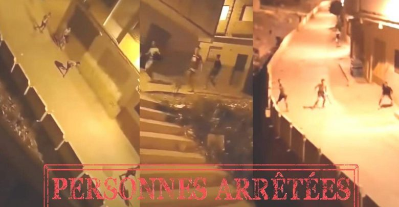 تبادل الضرب والجرح يقود 7 أشخاص إلى الإعتقال بطنجة 1