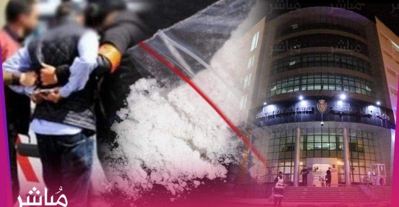 بعد توقيف مروجين كبار..ارتفاع ثمن الكوكايين بطنجة 1