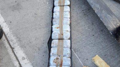 """توقيف سائق شاحنة حاول تهريب 192 كلغ من """"الحشيش"""" بميناء طنجة المتوسط 2"""