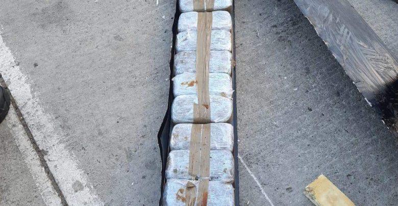 """توقيف سائق شاحنة حاول تهريب 192 كلغ من """"الحشيش"""" بميناء طنجة المتوسط 1"""