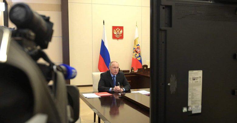 بوتين يعلن عن تسجيل أول لقاح ضد فيروس كورونا في العالم 1
