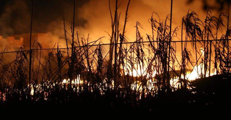 حرائق غابة حوز الملاليين بالمضيق تأتي على 1024 هكتارا 1