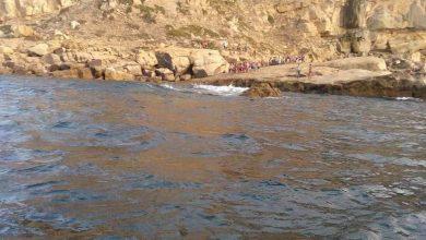 """مصرع طفل غرقا بشاطئ """"الكاريان"""" بطنجة 6"""