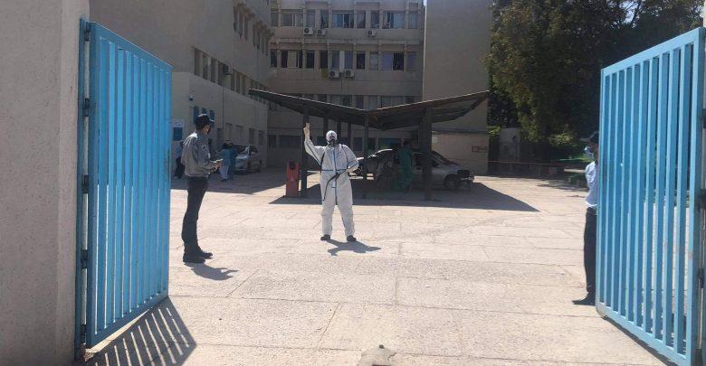 الوالي مهيدية يوقف مدير مصحة الضمان الإجتماعي بطنجة 1