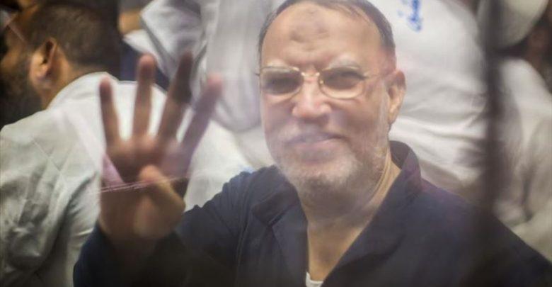 وفاة القيادي في جماعة الإخوان المسلمين عصام العريان في سجن العقرب بالقاهرة 1