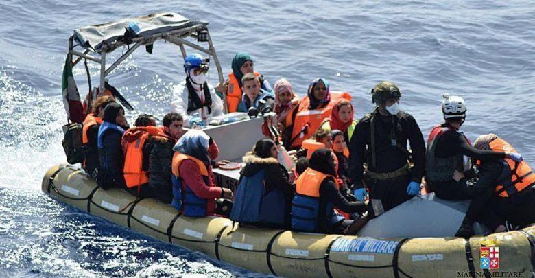 البحرية الإسبانية تنقذ 21 مهاجرا مغربيا انطلقوا من سواحل الريف 1