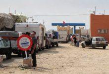 الأمم المتحدة تطالب (البوليساريو) بعدم عرقلة حركة السير بالكركارات 11