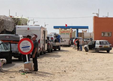 الأمم المتحدة تطالب (البوليساريو) بعدم عرقلة حركة السير بالكركارات 1