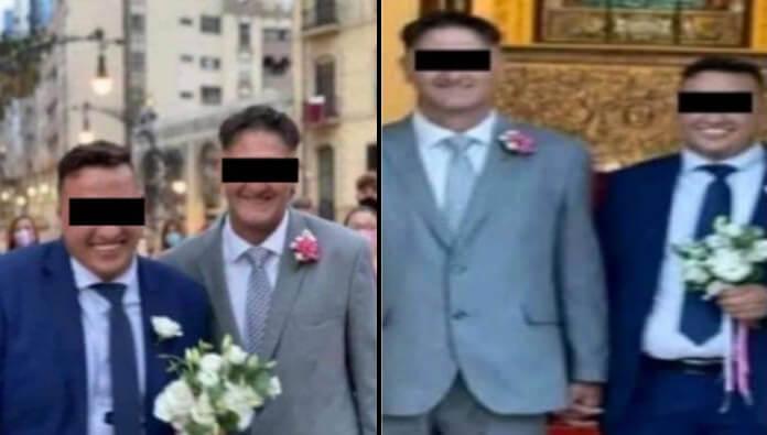 """حفل """"زواج مثلي"""" بين مغربي وإسباني بسبتة يثير عاصفة غضب 1"""
