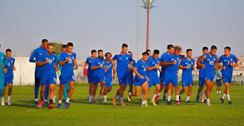 قرار جديد لوزارة الصحة وجامعة كرة القدم يهم تنظيم مباريات البطولة 1