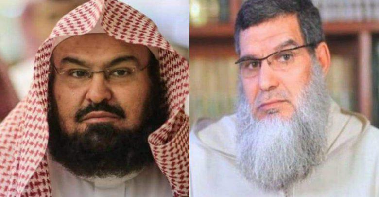 الفيزازي يهاجم إمام الحرم المكي السديس ويصفه بالمضلل 1
