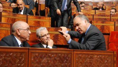 الفريق الإستقلالي بمجلس النواب يستفسر الحكومة بشأن وضعية الزفزافي ورفاقه.. 1