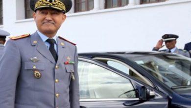 الجنرال الوراق يتفقد الجدار الأمني بالمنطقة الجنوبية في زيارة مفاجئة 7